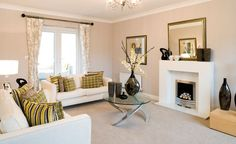 Decoration idea for lounge