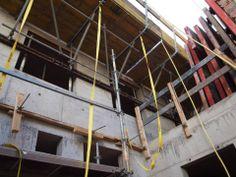 Fortschritte auf der Baustellen vom 13.02.14