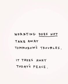 less worry selfcare selflove positivequotes quote Words Quotes, Wise Words, Me Quotes, Motivational Quotes, Inspirational Quotes, Wall Quotes, Faith Quotes, Peace Of Mind Quotes, Pretty Words