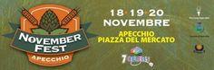 NovemberFest ad Apecchio dal 18 al 20 novembre