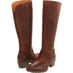 Love these Born riding boots at Zappos for $210