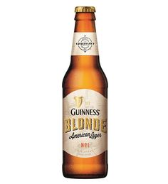 Guinness Blonde - Rob Clarke Type Design & Lettering