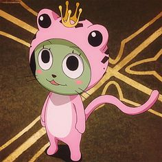 Fairy Tail: Frosch Admit it, this is the cutest exceed.. Sorry Happy