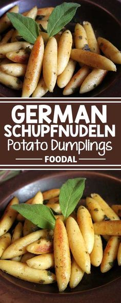 Looking for a traditional Swabian fare? Look no further than these potato dumplings, straight from the center of Germany's food culture. Get the recipe now.