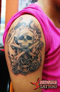 Tattoo Sklavin