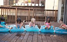 hello, Wonderful - HOW TO MAKE MINI WATER BLOBS
