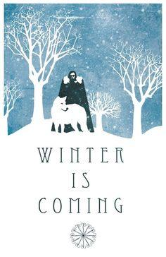 Winter is coming Jon