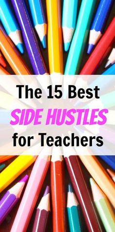 Here are the best ways for teachers and educators to make extra money on the side with your unique skills, expertise, and schedule.