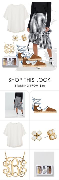 """""""Summer BBQ"""" by design360 ❤ liked on Polyvore featuring StyleNanda, Tory Burch, Uniqlo, Kate Spade and ALDO"""