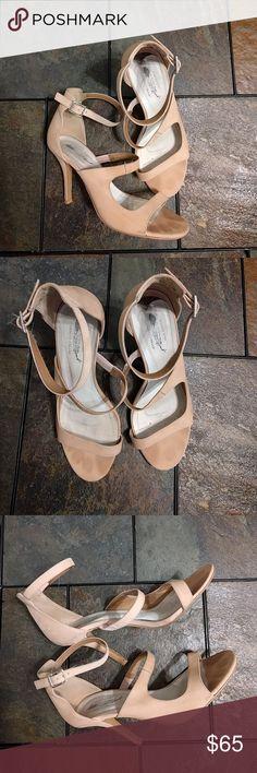Free People Heels Super cute, Jeffrey Campbell Free People Heels about 3 half inches Free People Shoes Heels