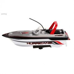 High Speed Racing RC Boat Remote Controlled Speedboat with Water Cooling system #Generic