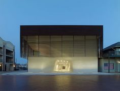 Louisiana State Museum by Trahan Architects at IDEASGN 4