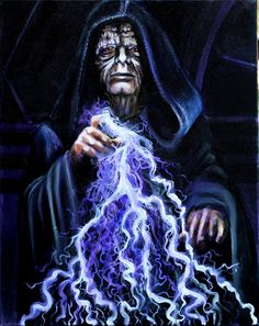 Emperor Palpatine, Darth Sidious by SirGunky.deviantart.com on @deviantART