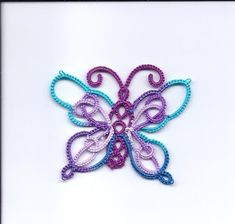 Mani di Dani: Pin of the Week #10: Chiacchierino celtico {Celtic tatting}