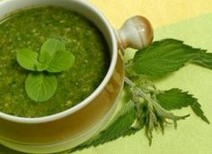 Stinging nettle is an amazing plant that can offer numerous benefits like fighting inflammation, control of the diabetes and prevention against the growth of prostate cancer! Sopa Detox, Detox Soup, Blender Recipes, Healthy Recipes, Healthy Food, Diabetes, Smoothie Vert, Health And Wellness, Health Fitness