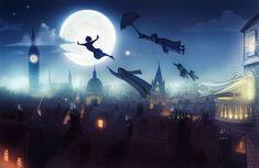 Peter Pan by Nicholas Jackson