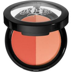 Kat Von D Shade + Light Two Tone Blush ($25) ❤ liked on Polyvore featuring beauty products, makeup, cheek makeup, blush and kat von d