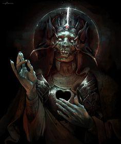 Siant по apterus | Horror | 2D | CGSociety
