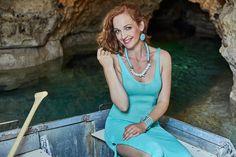 Turquoise Necklace, Bride, Clothes For Women, Wedding, Fashion, Wedding Bride, Outerwear Women, Valentines Day Weddings, Moda