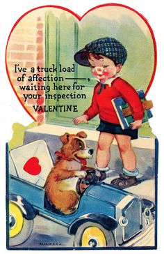 Valentine's Day Card - Truck Load of Affection | Flickr - Photo Sharing!