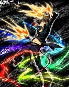 Tsunayoshi Sawada - Katekyo Hitman Reborn!
