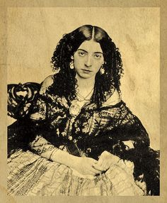 "Wearing flesh-covered tights and ostensibly divesting herself of her clothes to remove a spider, actress Lola Montez wowed San Francisco crowds in 1853 with her ""Spider Dance."" She died of pneumonia in 1861."