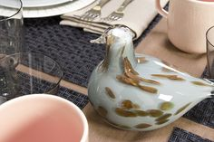 Weekly Table Setting: Something New with iittala — Didriks Something New, Glass Birds, Finland, Denmark, Sweden, Scandinavian, Glass Art, Household, Table Settings