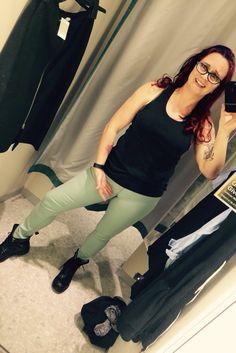 Gunty pants...did anyone order up gunty pants? No...of course not!