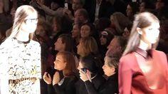 GUCCI Women´s Fashion Show Fall/Winter 2014/15 - http://olschis-world.de/  #GUCCI #Womenswear #FW14