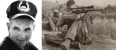 White Feather - USMC Gunnery Sergeant Carlos Hathcock #snipers