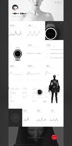 Tour De France Infographic Website | Creative navigation, single ...