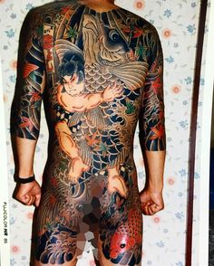 alound 1985'' all free hand . all by TEBORI work this time , 2 arms tattoo is…