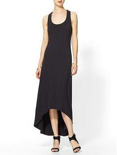 Splendid Always Hi Lo Maxi Dress   Piperlime