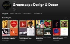 Music by Greenscape - Greenscape Design & Decor Jethro, 90s Nostalgia, Posts, Album, Music, Blog, Design, Decor, Musica