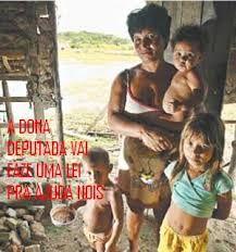 Resultado de imagem para o brasil na miséria