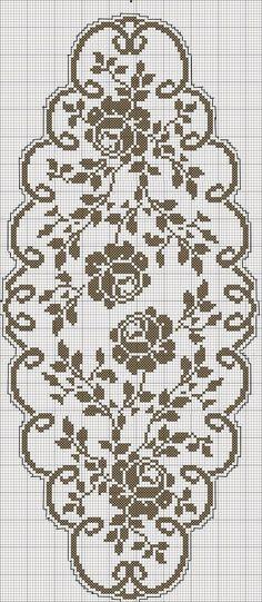 Watch The Video Splendid Crochet a Puff Flower Ideas. Phenomenal Crochet a Puff Flower Ideas. Crochet Puff Flower, Crochet Flower Patterns, Crochet Art, Doily Patterns, Crochet Home, Thread Crochet, Crochet Designs, Crochet Cross, Crochet Table Runner