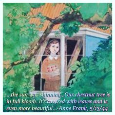 ❤️ Anne Frank Quotes, Bloom, Beautiful