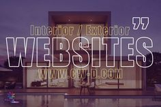 #Interior #Exterior #Websites #decor #decoration #interiordesign #Creative #Web #Design WEB #SOLUTIONS & #SEO  تصميم مواقع مصر https://www.cw-d.com