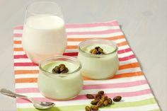 Petits pots de crème à la pistache
