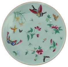 Antique Chinese Plate | One Kings Lane