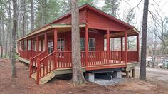 Tuff shed hunting cabin hunting cabin pinterest for Foundation options for cabins