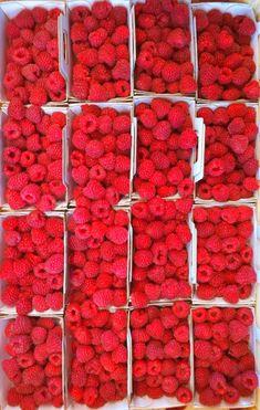 Raspberries.