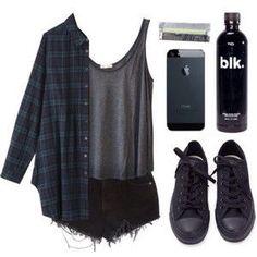 punk outfit tumblr - Buscar con Google