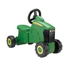 John Deere® Sit-n-Scoot Tractor - Tractor Supply Co.
