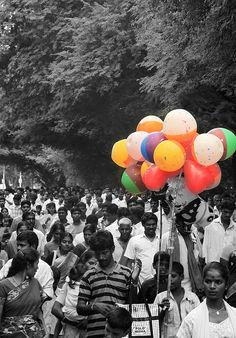 Stand Out by VinothChandar, via Flickr