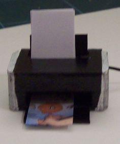 StAlbertMini: Scrapbooking vignette printer