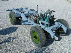land rover series 2 interior - Google Search