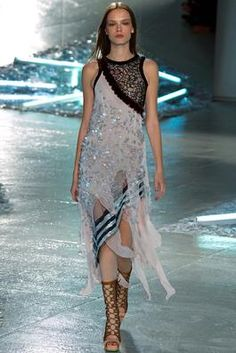 Rodarte Spring 2015 Ready-to-Wear Fashion Show: Complete Collection - Style.com