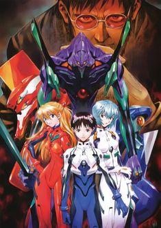 Neon Genesis Evangelion, Asuka Evangelion, Rei Ayanami, Anime Couples Manga, Cute Anime Couples, Anime Girls, Manga Art, Anime Art, Rosario Vampire Anime