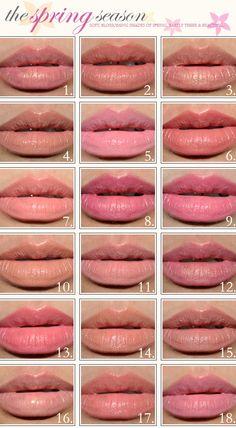 Good nude lipstick